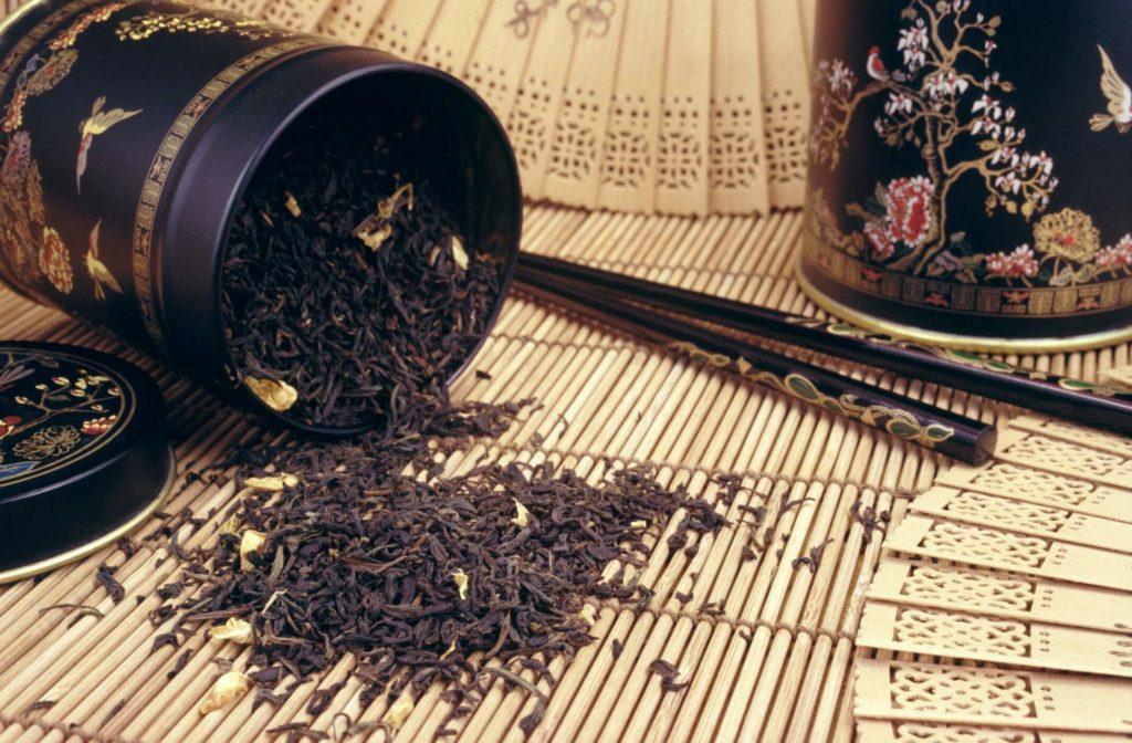 Types of Black Tea - End
