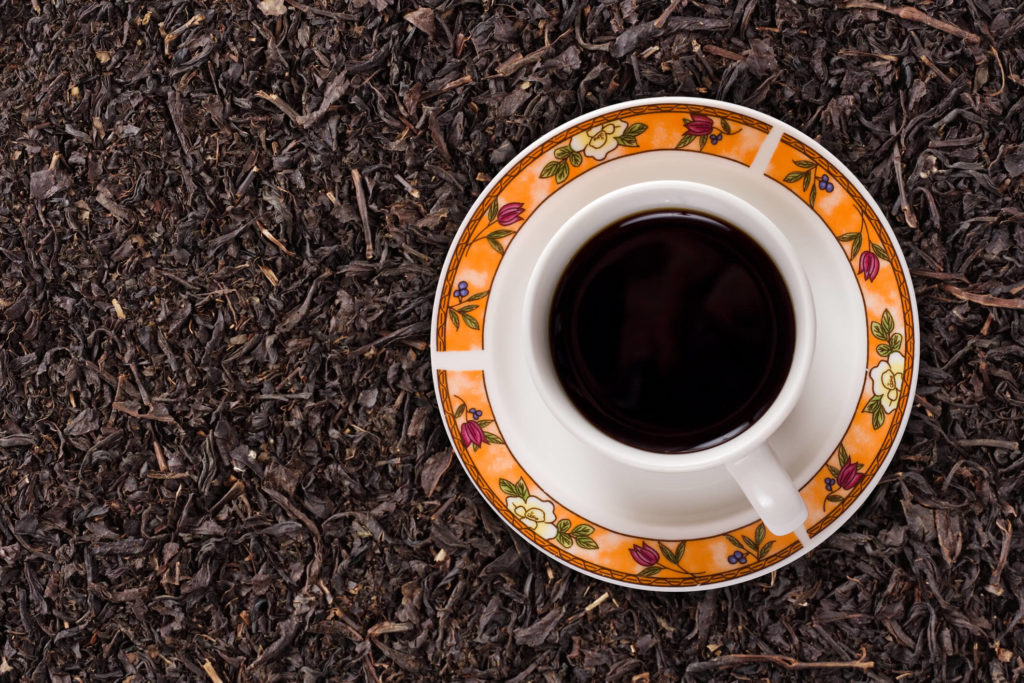 Types of Black Tea - Feature