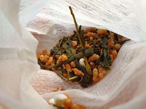 Bancha Tea - Genmaicha